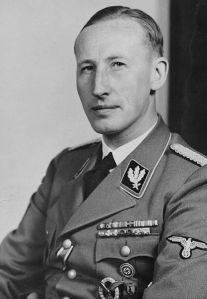 "Heydrich, aka ""The Butcher"""