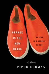 orange is the new black book cover