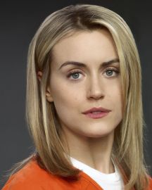 "Taylor Schilling as Piper Chapman on Netflix's ""Orange Is the New Black"""