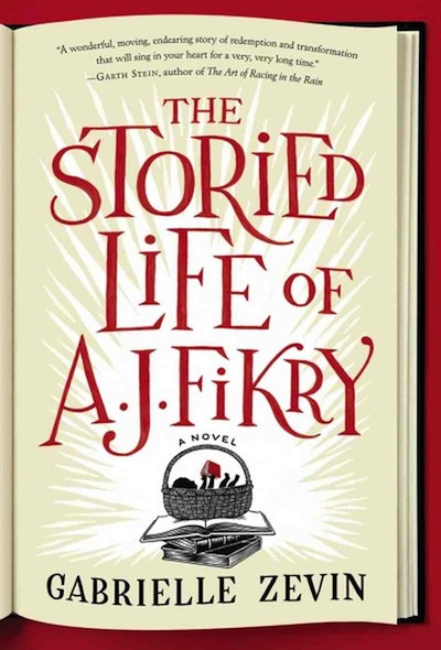 Review - The Storied Life of A.J. Fikry by Gabrielle Zevin