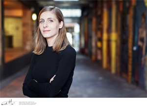 Eleanor Catton, author of The Luminaries via