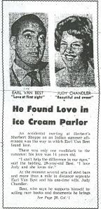 ice cream romance
