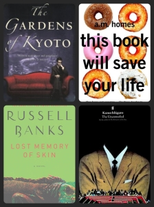 four books square