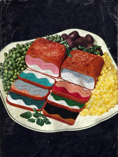 Woolly Spam by Eugenia Loli (via)