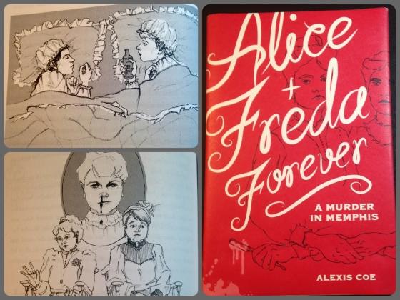 alice and freda forever bigger!