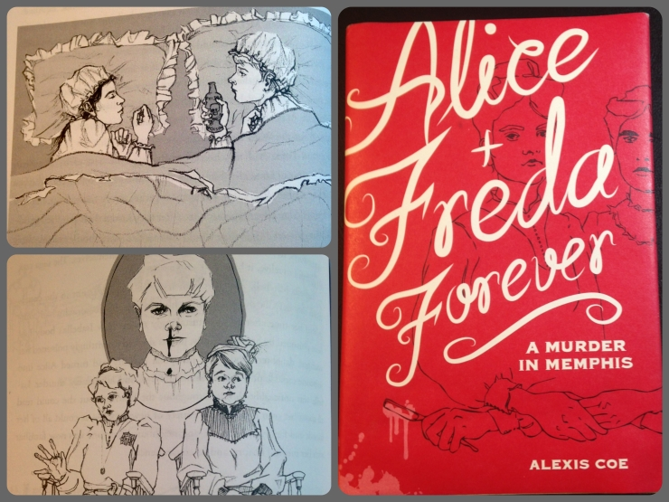 alice and freda forever bigger!