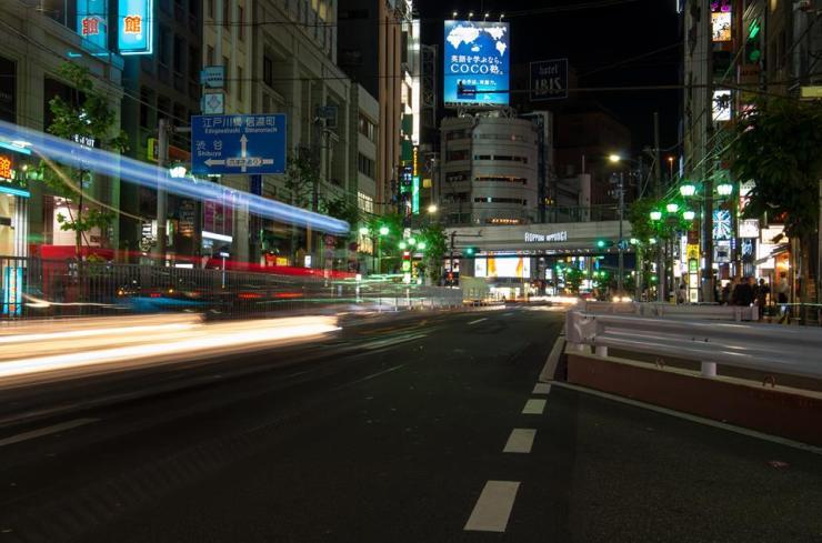 Roppongi - photo by David Fuchs